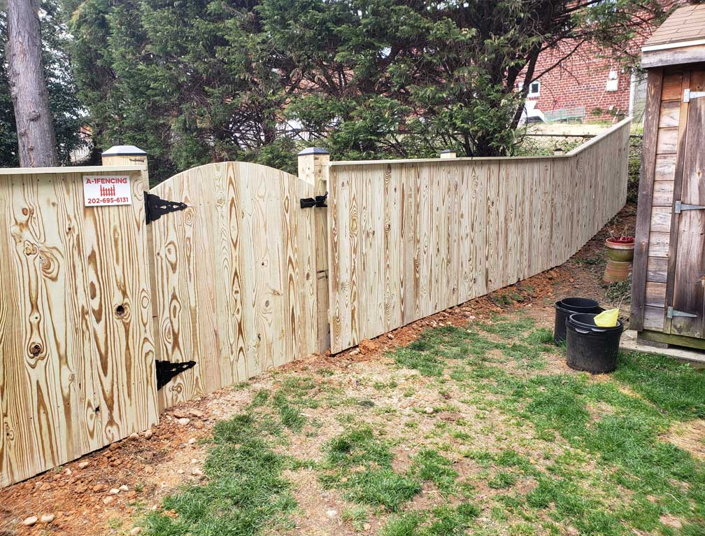 fence near me