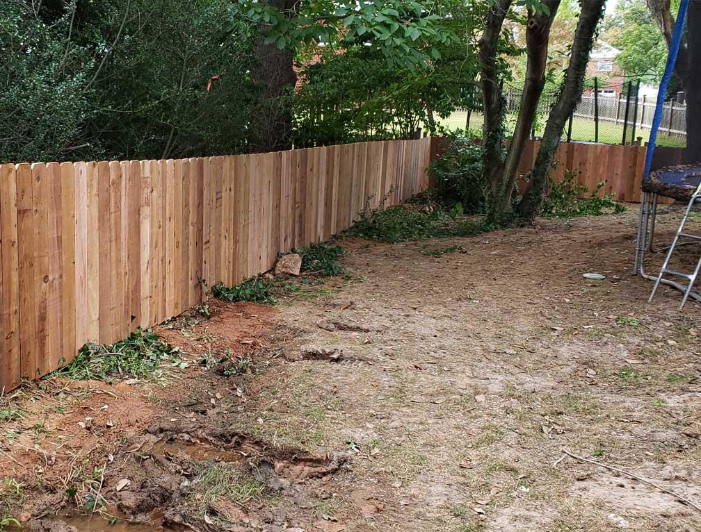 m fence gate