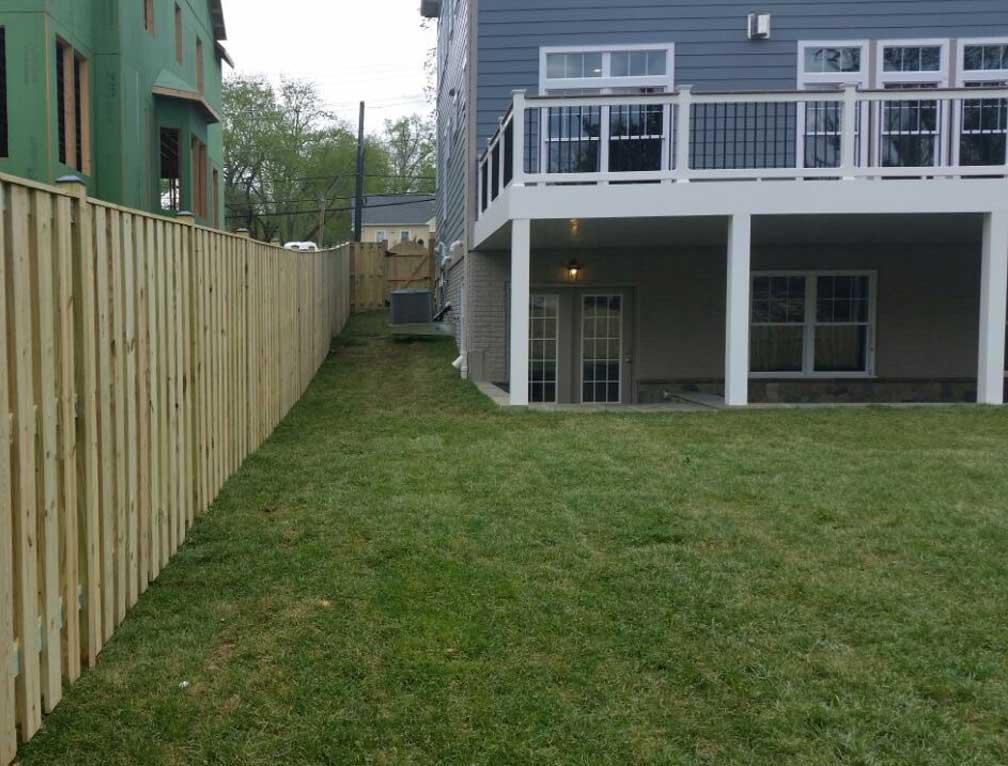 l fence panel
