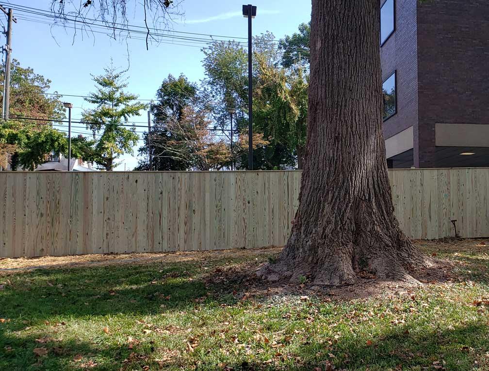 fence installation fort worth