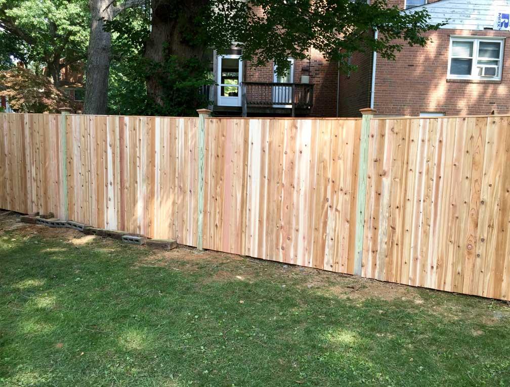 i fence posts