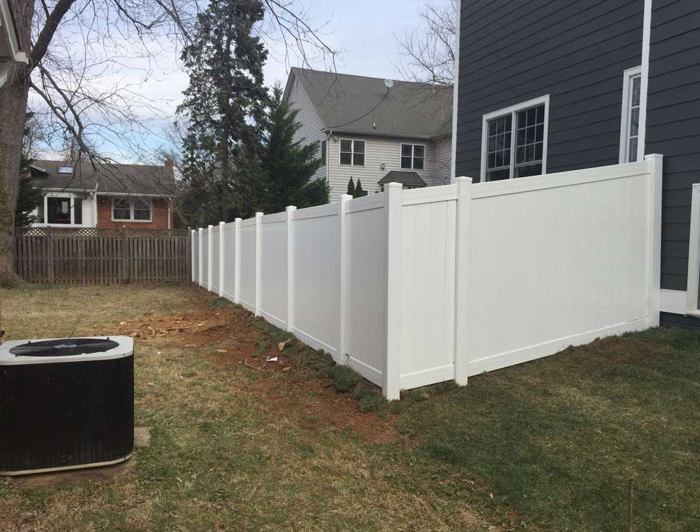 fence for pool
