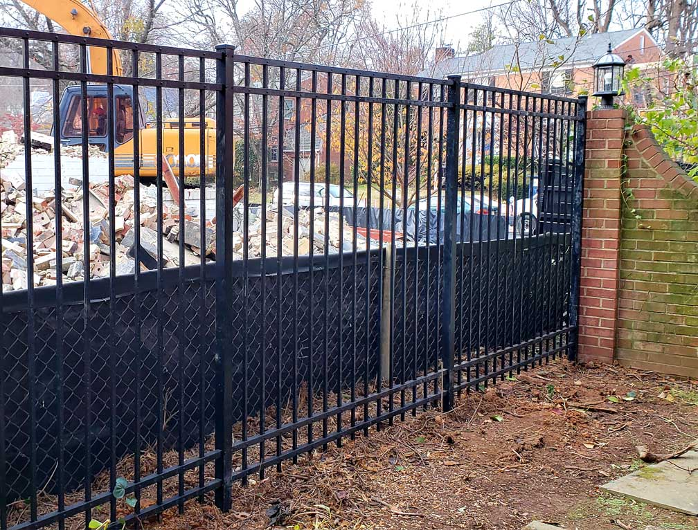fence repair dallas