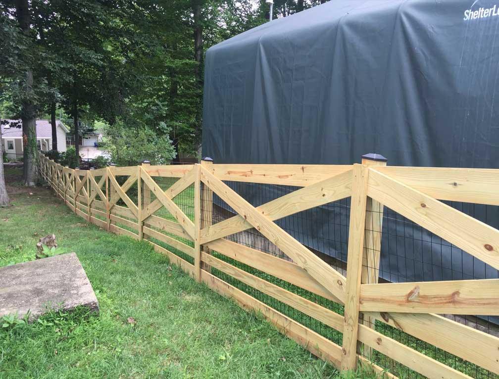 k fence orland park
