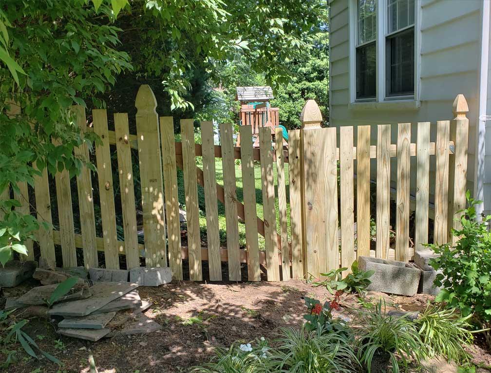 fence install near me