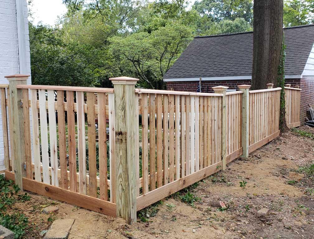 fence h beam