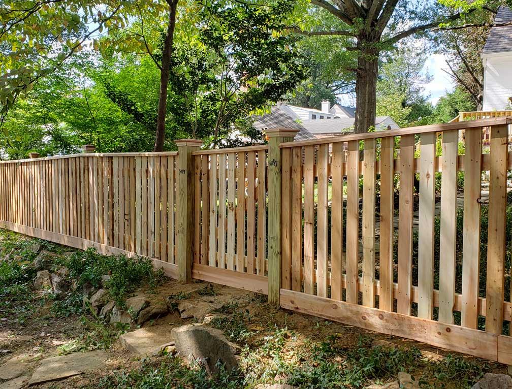fence h braces