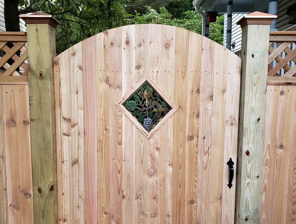 fence quilt