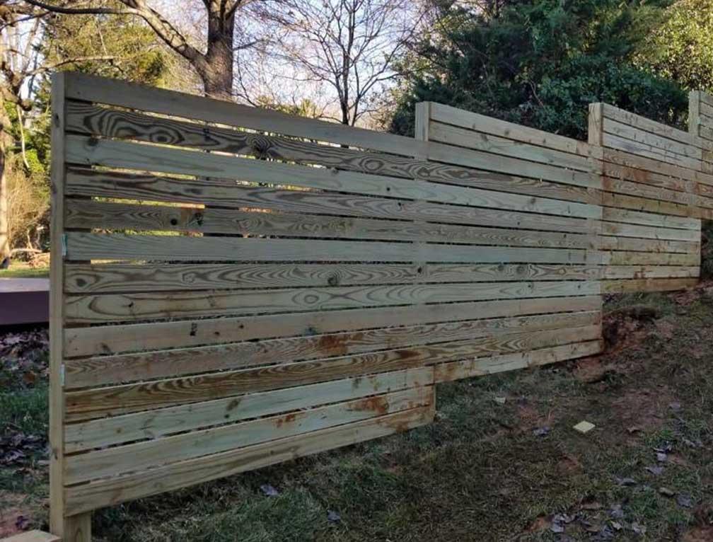 fence kickboard