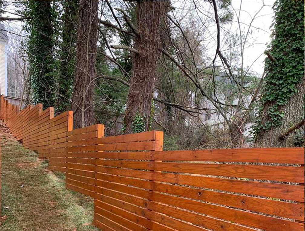 j&m fence