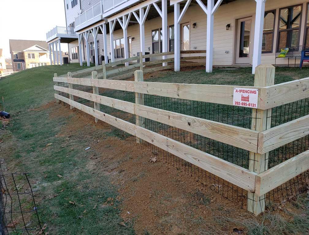 fence jack