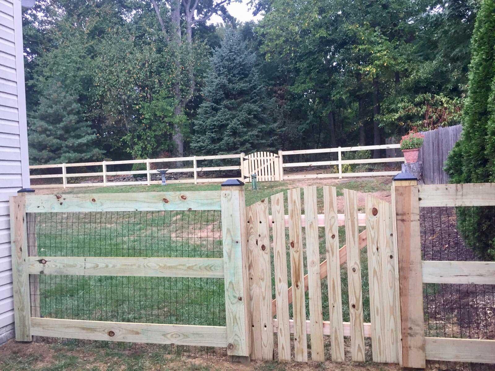 fence jobs