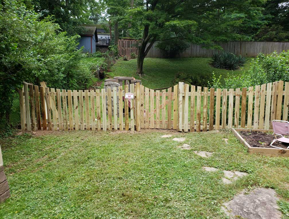 fence hog