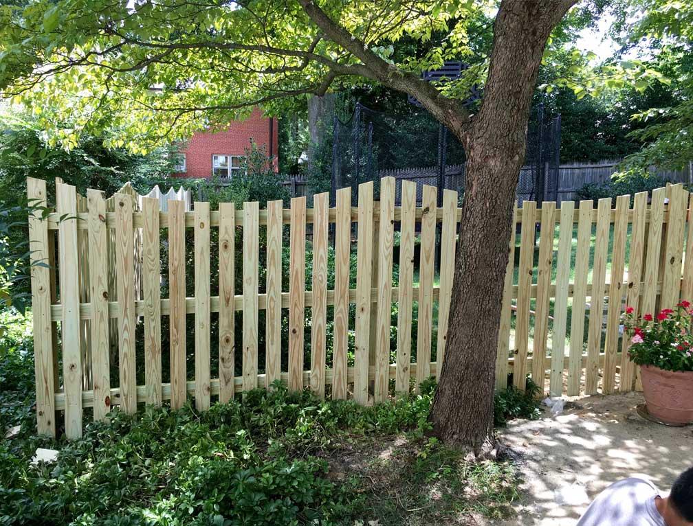 fence hardware